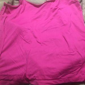 Lane Bryant Rosey Pink Cami 18/20
